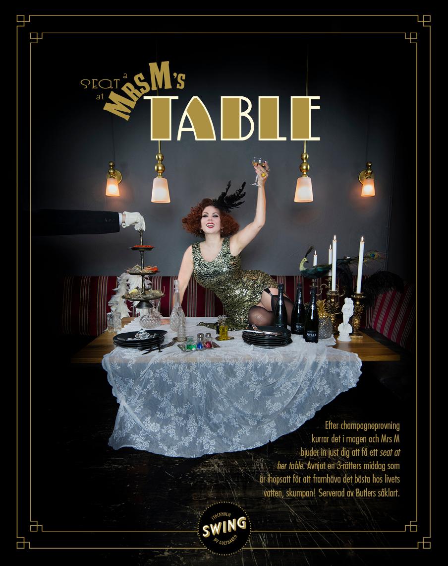 table insta